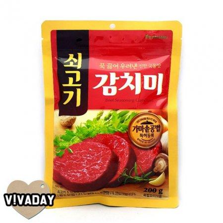 MY 청정원 쇠고기감치미200g