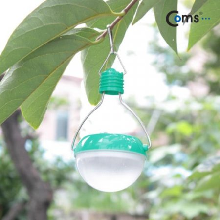 태양열 램프 7LED 2단 밝기조절 방수기능