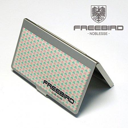 프리버드(FREEBIRD) 카드 케이스 명함 지갑 카드집