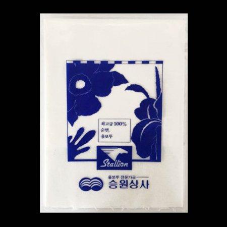 승원 순면 융보루(40x48cm)세차용 걸레