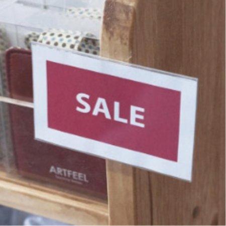 가격표 메모꽂이 아크릴 꽂이 쇼케이스 집게 대리점