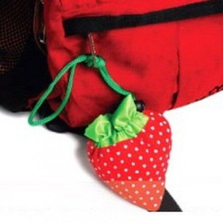 딸기 시장 바구니 쇼핑백 장바구니 장보기 필수품