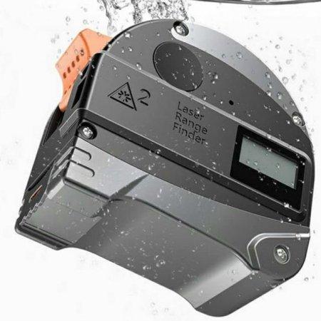 하나의 제품으로 2가지 방법으로 측정하는 거리측정기