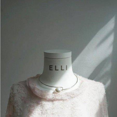진주 초커목걸이, 패션 여자 쵸커 목걸이, 예쁜 핸드메이드 특이한 와이어 목걸이 추천