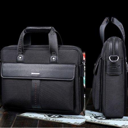 남자 노트북 브리프케이스 남성용 가벼운 서류 가방