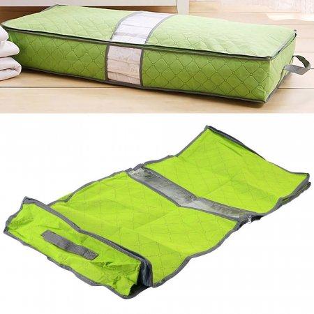 의류 이불 보관 침대 밑 장롱 틈새 공간 활용 보관함