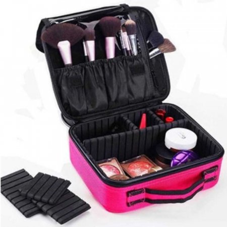 여성 여행용 대용량 화장품 파우치 메이크업 박스