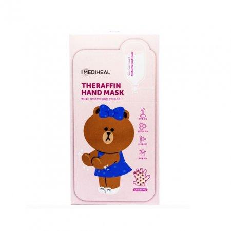 BTM 메디힐 라인프렌즈 테라핀핸드 마스크팩 10장