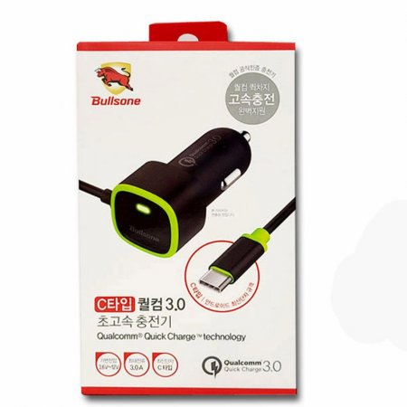 C타입 퀼컴 3.0 초고속 충전기 차량용 충전기 케이블