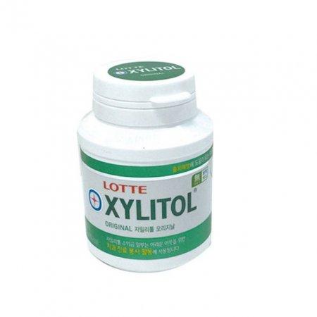 롯데)자일리톨 오리지날용기(87g) 껌 자일리톨무설탕