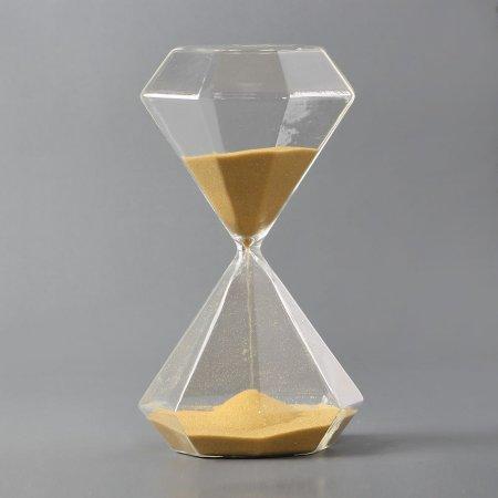 유리 모래시계 30분 욕실 사우나시계 인테리어소품
