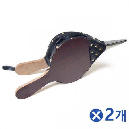 빈티지 클래식 우드송풍기x2개 바베큐송풍기 감성캠핑