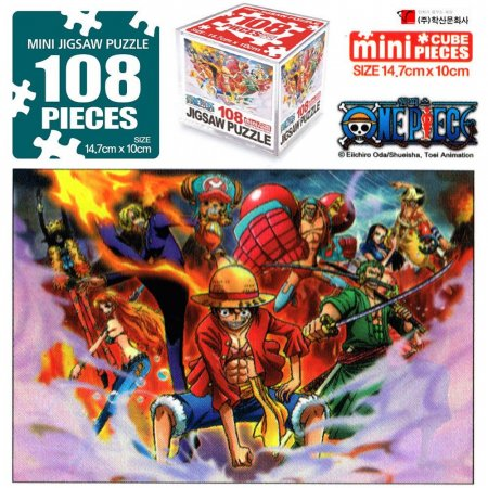 직소퍼즐 108pcs (각자의 능력)(3개 묶음)
