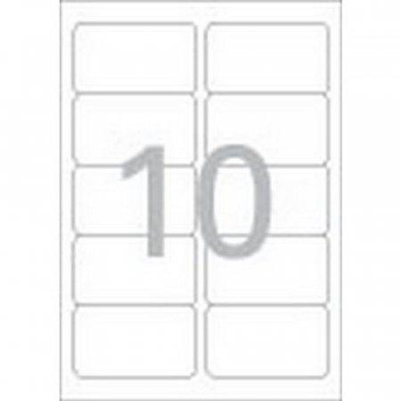 분류표기용 라벨(LS-3510/100매/10칸/폼텍)