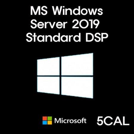 윈도우 서버 2019 Std 16Core 64bit DSP 5CAL