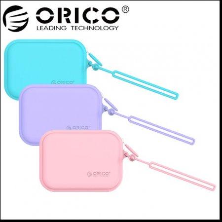 오리코 SG-B2 실리콘파우치 화장품파우치 휴대용