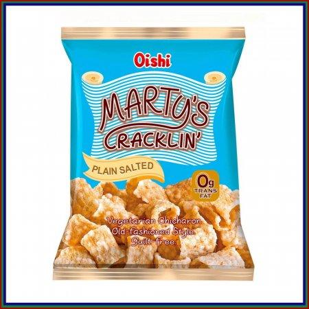 오이쉬 마티스 크래크링 플레인 스낵 90g Oishi