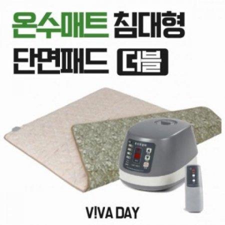 임호산업 온수매트 침대형 양면패드 더블 LH307
