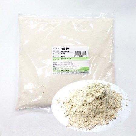 메밀(국내산백프로)가루 500g