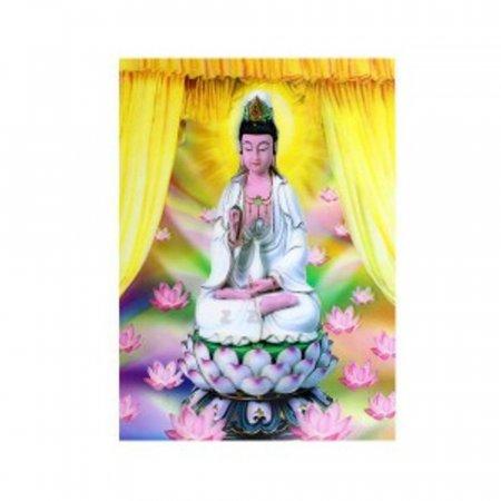 부처님 입체 그림 인테리어 소품 액자 불교 그림