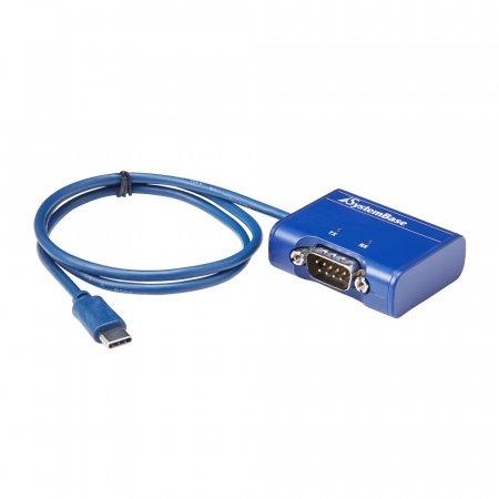 Multi-1/USB-C 232 USB 타입-C 시리얼통신 어댑터