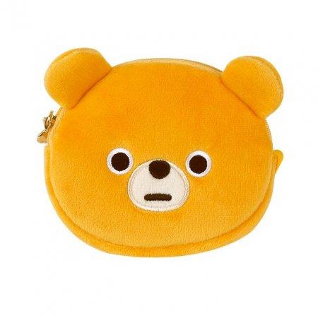 B패밀리 원형 파우치 아기 곰돌이 디자인 키덜트