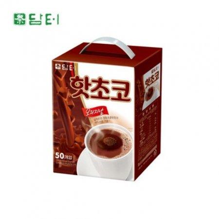 핫초코-50티백 달콤한맛 진한초콜렛맛 간식대용