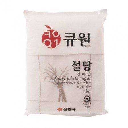 삼양사 큐원설탕 정백당1KG
