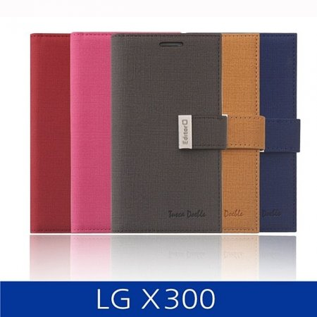 LG X300. 토스타 지갑형 폰케이스