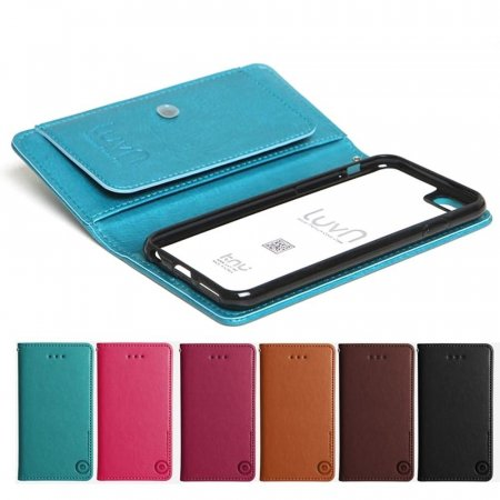 LUVN 뽁뽁 포캣 아이폰12 12프로 케이스 카드포켓
