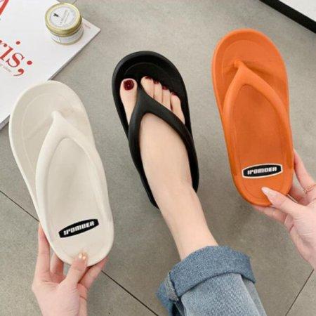 여자 외출 여행 캠핑용 여름 패션 IPOM 쪼리 슬리퍼
